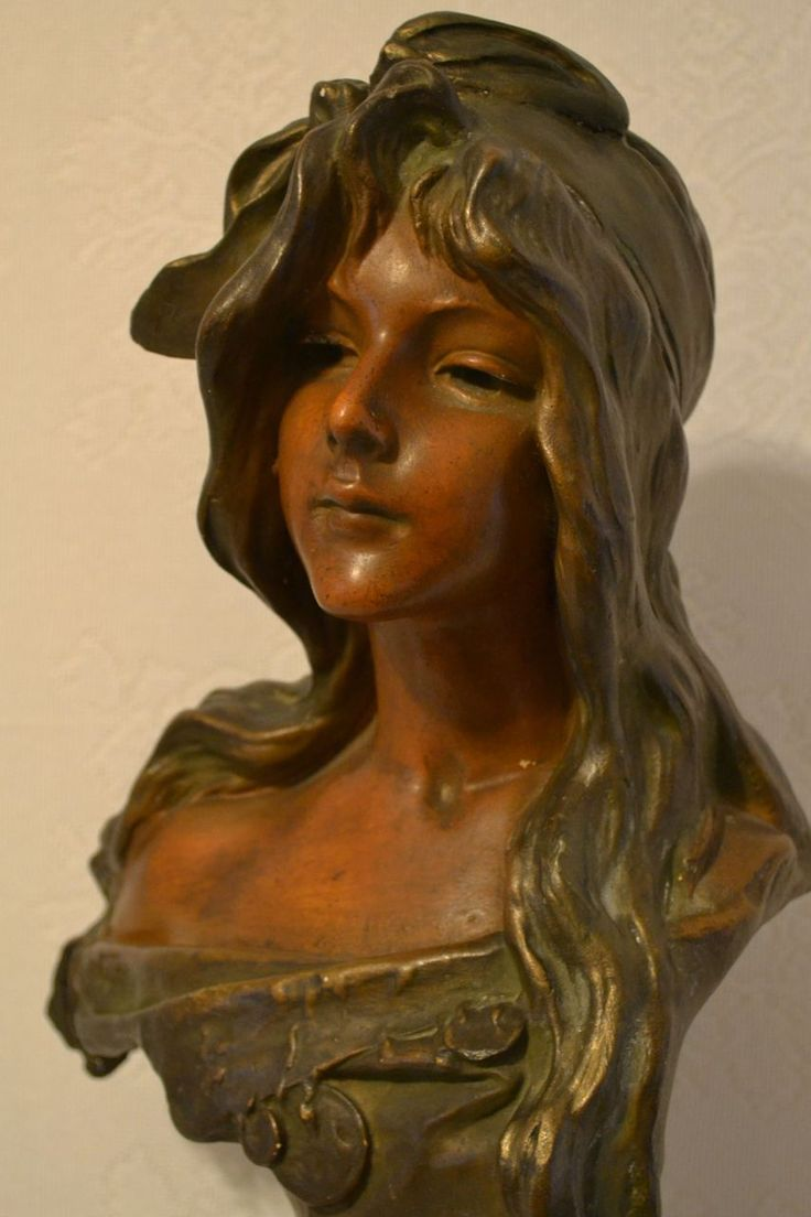 1000 Images About Ceramic Busts On Pinterest Decorative