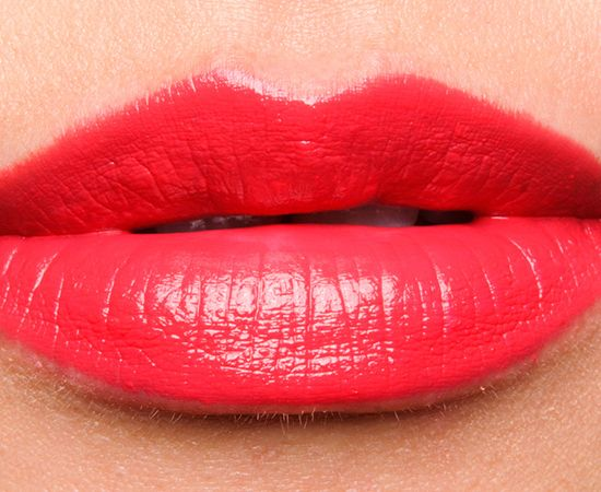 Givenchy corail decollete rouge egerie corail signature le rouge lipsticks reviews photos for Givenchy rouge miroir lipstick