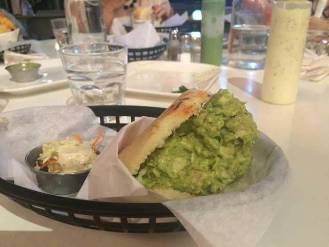 初!ベネズエラ料理 | TORJA