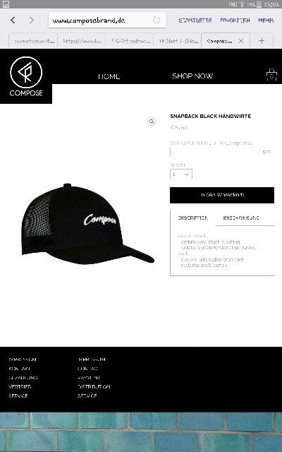 www.composebrand.de Can't wait to buy some when I'm in Germany