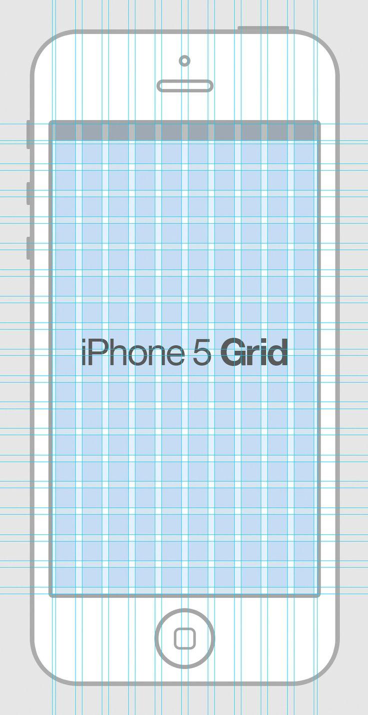 iOS Grid