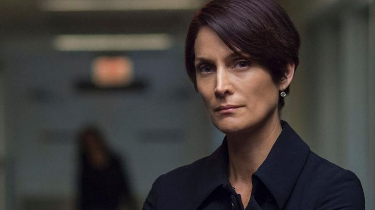 Carrie-Anne Moss is Back for the Netflix  Iron Fist Series