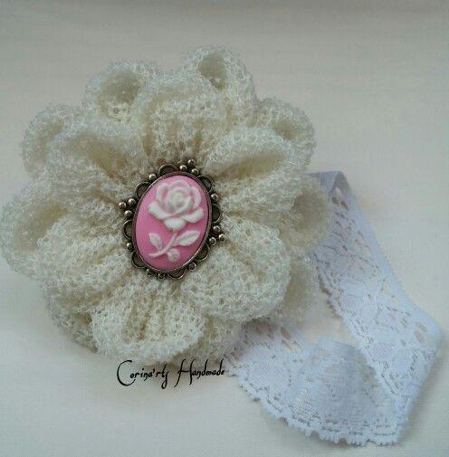 Vintage flower...