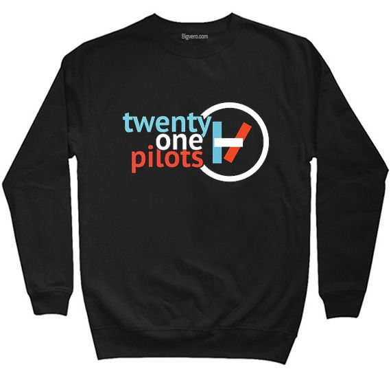 Twenty One Pilots Sweatshirt //Price: $28.50    #clothing #shirt #tshirt #tees #tee #graphictee #dtg #bigvero #OnSell #Trends #outfit #OutfitOutTheDay #OutfitDay