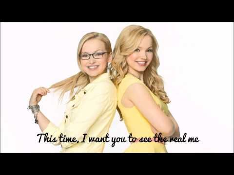 "Dove Cameron's ""As Long As I Have You"". Lyrics. Especially for Miss C. Disney's ""Liv and Maddie""."