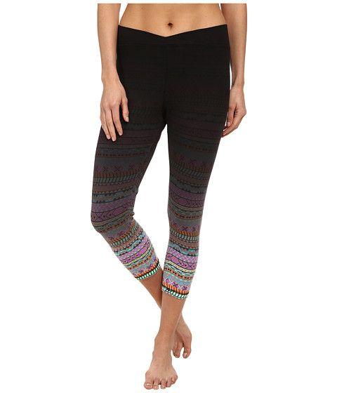 Ombre Printed Tights From Cruel. #workout #fitness