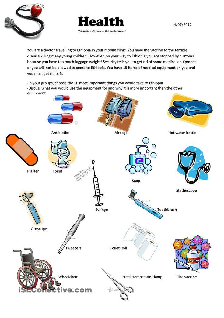 63 Best Health Images On Pinterest English Grammar