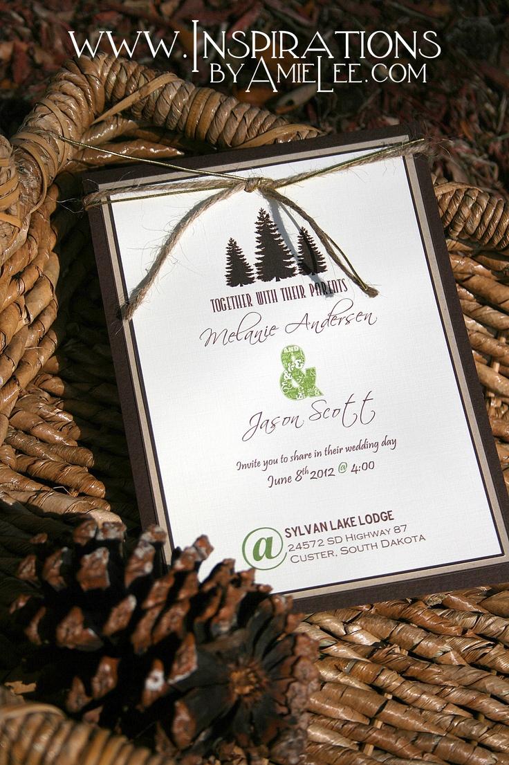 10 Best Wedding Invitations Images On Pinterest Invitation Ideas