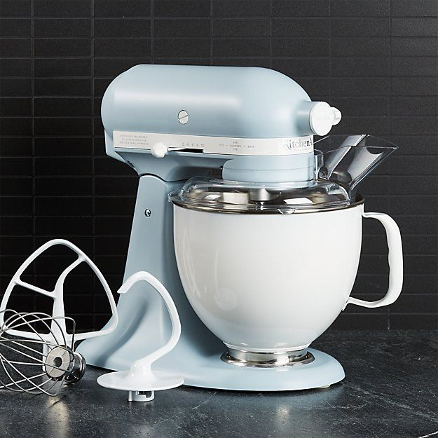 Limited Edition Heritage Artisan Series Model K 5 Quart Misty Blue Tilt Head Stand Mixer Kitchen Aid Kitchenaid Artisan Stand Mixer Mixer