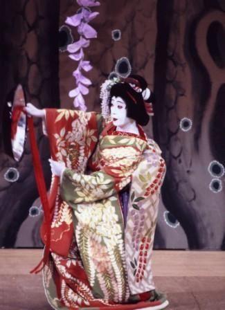 Костюмы театра кабуки те