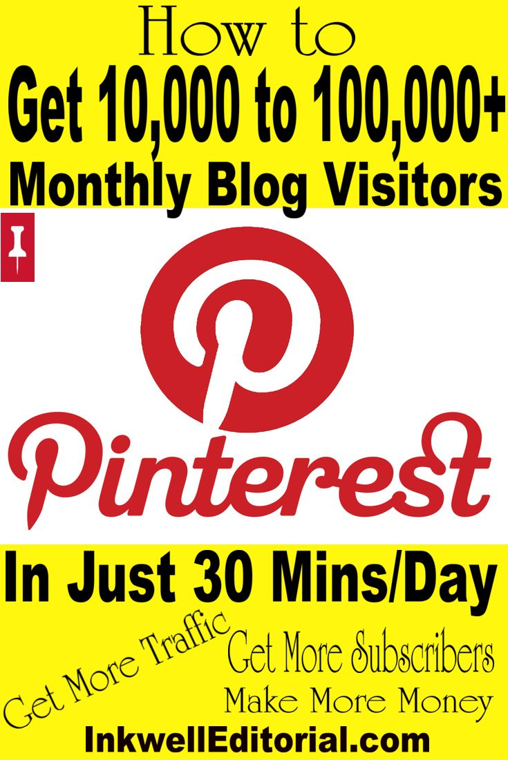 If you're not using Pinterest, you're missing out on a heck of a lot of blog traffic. Here's proof. I went from 1,000 to 5,000+ site visitors per month using Pinterest -- in just under 2 months (even falling off track a couple of times). Here are the 8 things I do to drive more traffic to my blog using Pinterest -- without using any social media automation tools at all. And, it only takes me 10 to 15 minutes per day. If you like this tips, please share them.