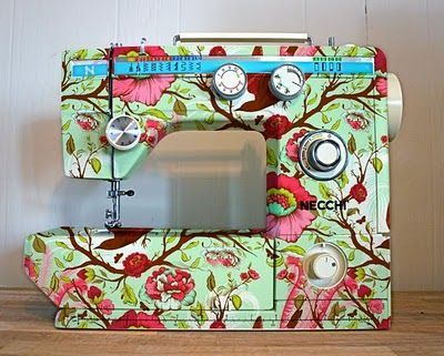 Sewing machine love