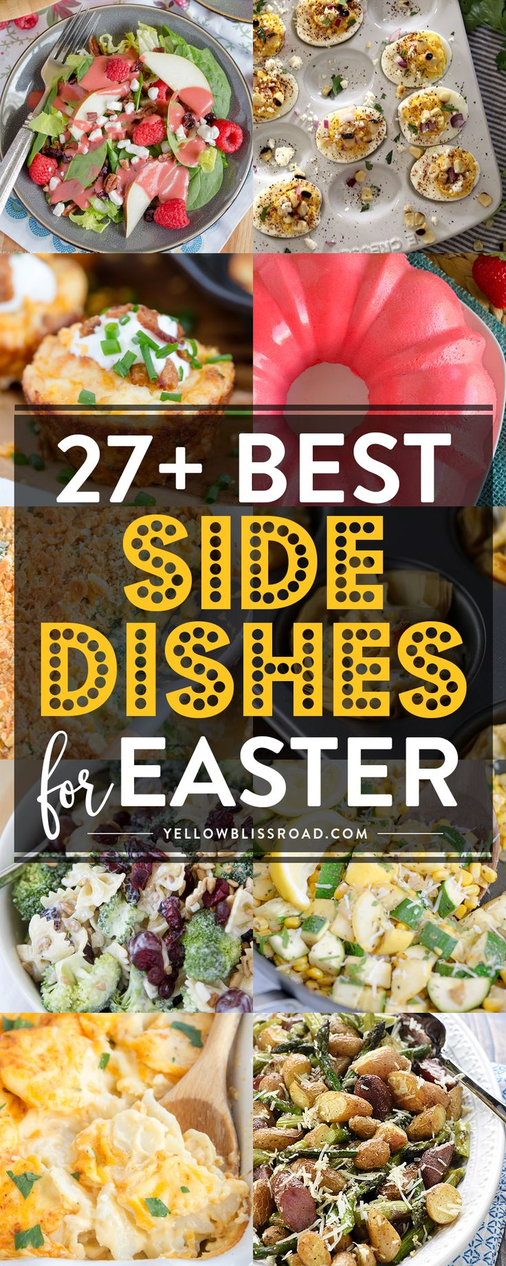 Easter Side Dishes that will be the highlight of your Easter Dinner!