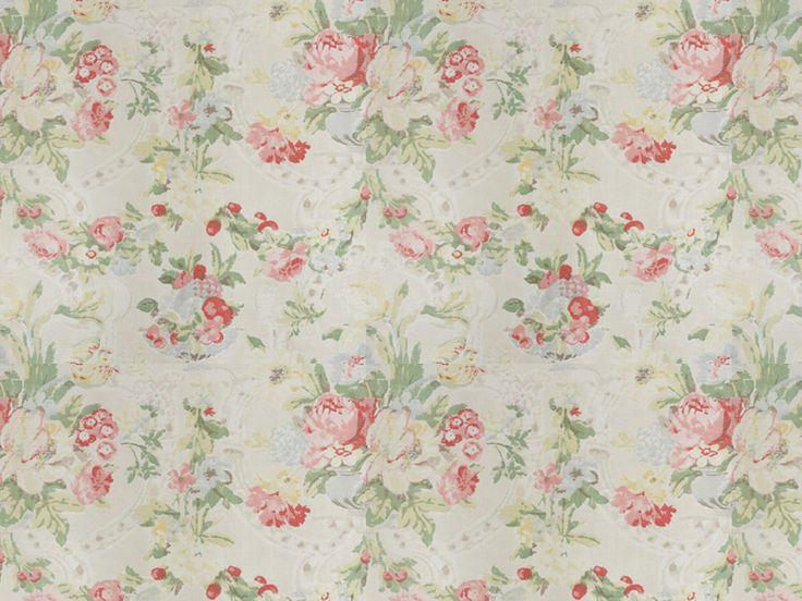 Milly's room option??  Ammi Porcelain (12015-100) – James Dunlop Textiles | Upholstery, Drapery & Wallpaper fabrics
