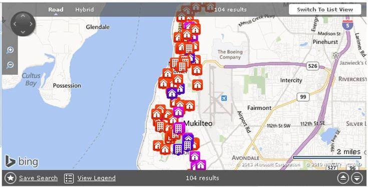 Mukilteo MLS Search For Homes in Mukilteo WA