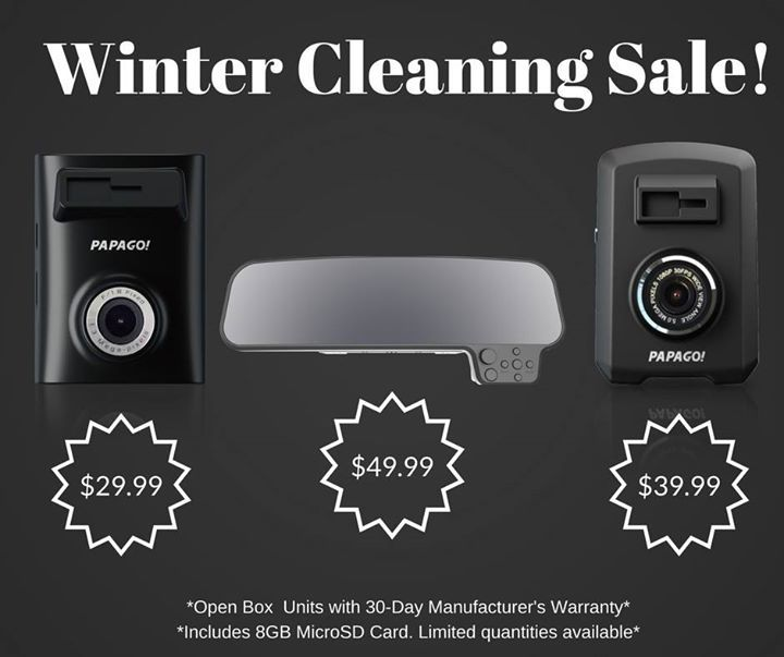 Looking to pick up an affordable dash cam this holiday season? Luckily for you, we're having a clearance sale on some of our models. They are factory recertified with a free 8GB memory card! Follow the links below for these amazing deals:  https://www.amazon.com/dp/B078J2SZGC https://www.amazon.com/dp/B078J7Y8J9 https://www.amazon.com/dp/B078J4YBH1 https://www.amazon.com/dp/B078JGYVL2 #dashcam #EpicFail #dashcamvideos #roadrage #insane #deathwish