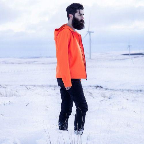 Jacket: Hoolihan OrangeModel: Chris John Millington