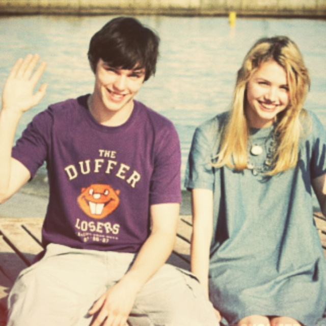 Tony and Cassie, Skins
