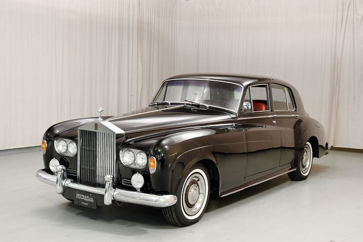 1965 Rolls-Royce Silver Cloud III Saloon - Hyman Ltd. Classic Cars