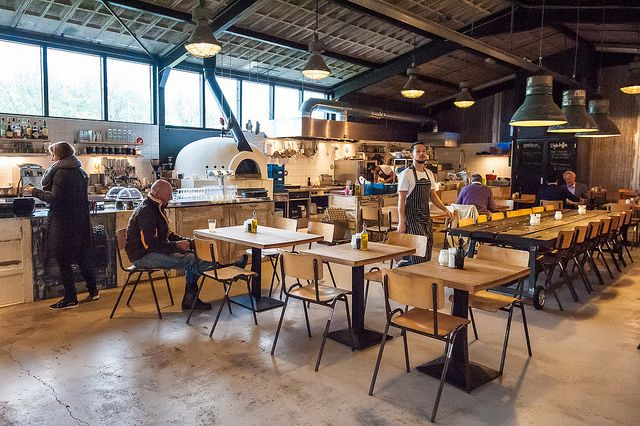 Uit Eigen Stad Rotterdam - Restaurants that cooks with locally farmed ingredients. #thisisnhow #fresh #organic #local #cityguide