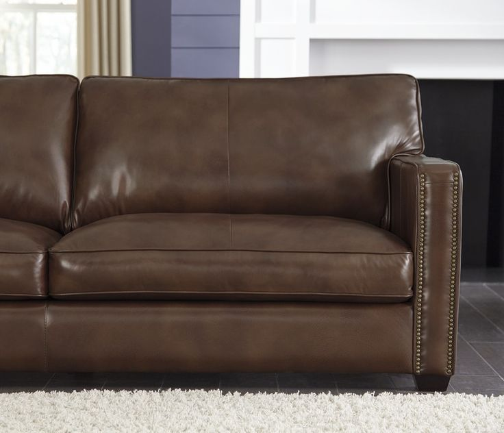35 best Leather images on Pinterest | Reclining sectional, Condos ...