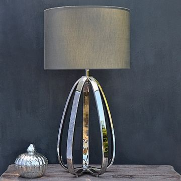 sienna table lamp large silver table lamp with drum shade stylish table lamps u0026 - Tall Table Lamps