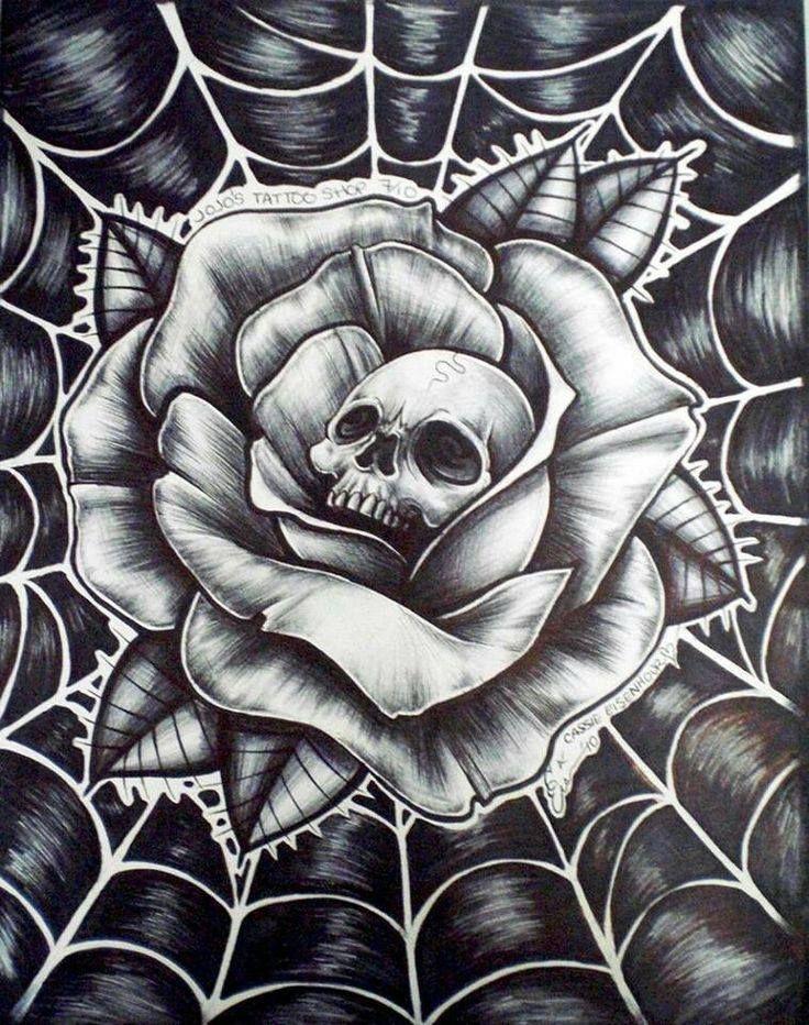 the randomness. of skulls with Jean Grey