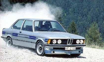 BMW E21 Alpina