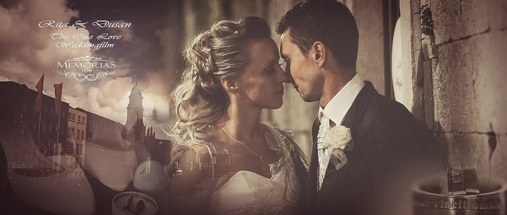 "Rita & Dusan ONE LOVE Wedding film 20'51"""
