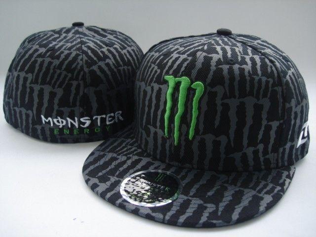 Monster / Flat Bill Hat