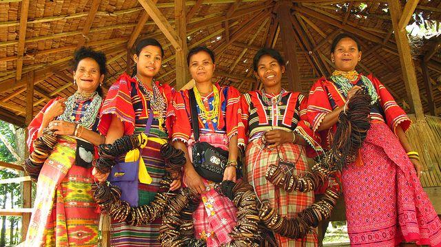 T Boli The Matigsalug Tribe Are From North Cotabato And