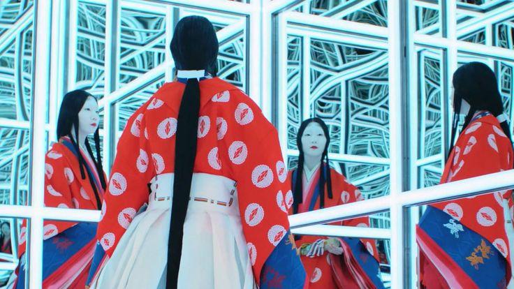 美し記 奈良大学 (The History of Japanese Beauty)