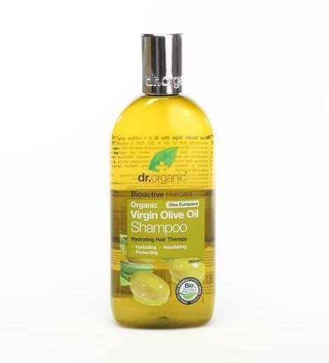 DR. ORGANIC BIO OLÍVÁS SAMPON 265 ML - A bioaktív, természetes összetevőkkel együttesen nedvességgel tölti fel a haj sejtjeit, védelmet biztosítva a káros külső, környezeti hatásokkal szemben. Összetevői natúr hatóanyagok: aloe vera, szőlőlevél, shea vaj, kakukkfű, édeskömény, citrom és fekete ribizli. Az aloe vera gyógyító és regeneráló hatást fejt ki, csökkenti a hámszövet sérülését, a problémás fejbőrön növeli a vérellátást.