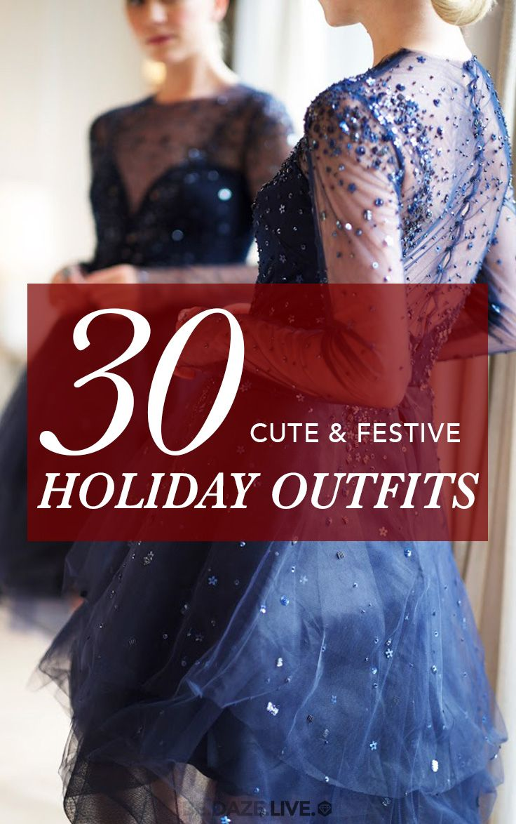 30 Cute Summer Outfits For Teen Girls: 30 Cute And Festive Holiday Outfits