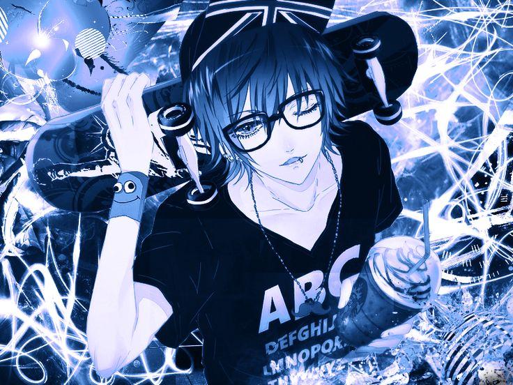 Skaterboy anime wallpaper by MrDrunkenpony on DeviantArt