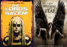 The Lords of Salem/Nothing Left to Fear [2 Discs] [DVD], ZAF00793