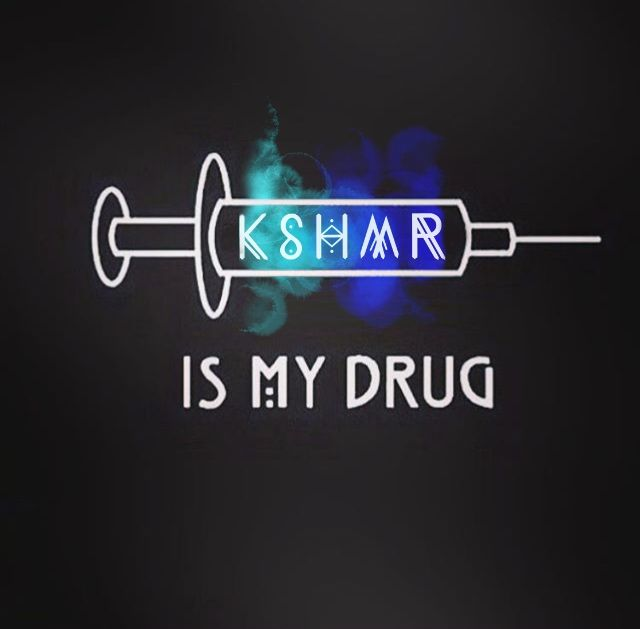 KSHMR is my drug❤️ #kshmr #kshmrlogo #logo #gracethekshmrfan