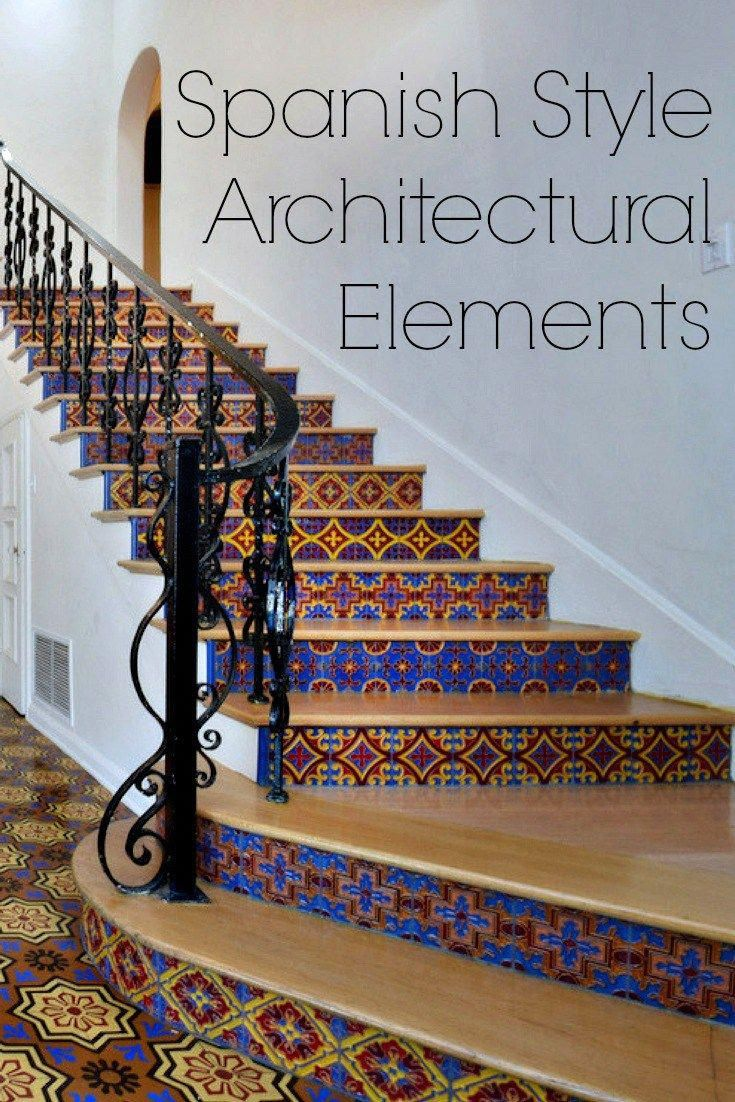 Miraculous Spanish Style Architectural And Design Elements The Download Free Architecture Designs Fluibritishbridgeorg