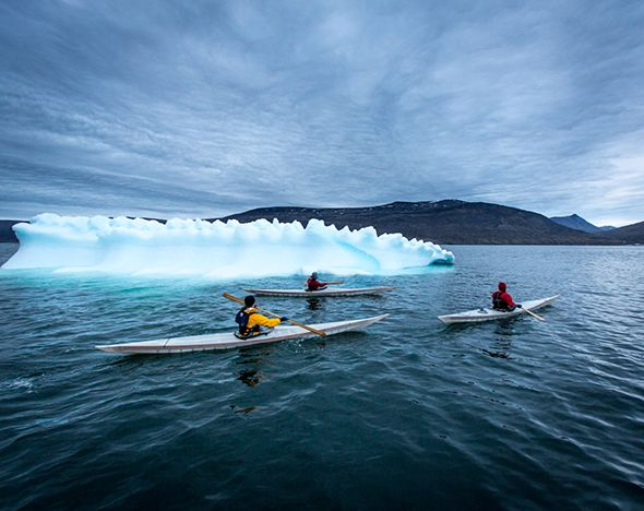 Video: Adventurers Cross Baffin Island on Age-Old Inuit Routes