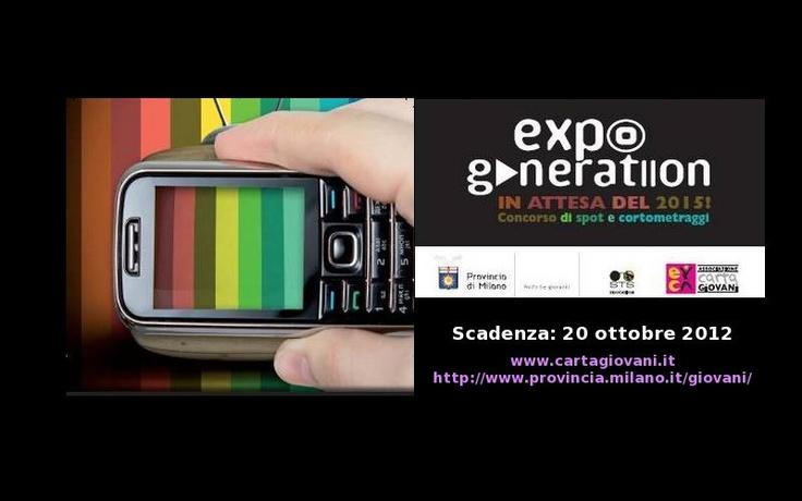 http://cartagiovani.it/news/2012/06/06/expo-generation-attesa-del-2015-concorso-di-spot-e-cortometraggi