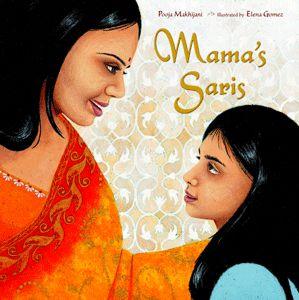 Mama Saris by Pooja Makhijani