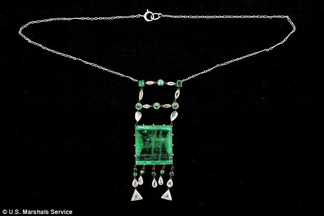 Six pieces of Bernie Madoff's jewelry go on auction for more than $90,000…