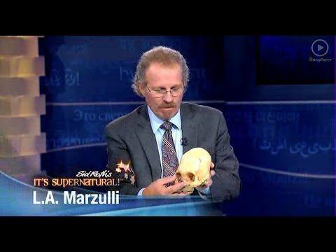 GIGANTES Y EXTRATERRESTRES ENTRE NOSOTROS - L.A. MARZULLI - SID ROTH (ES...