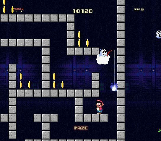 38 Free Online Halloween Games for Kids: Mario GhostHouse