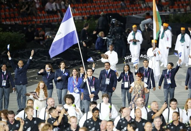 Nicaragua - Olympic Games 2012