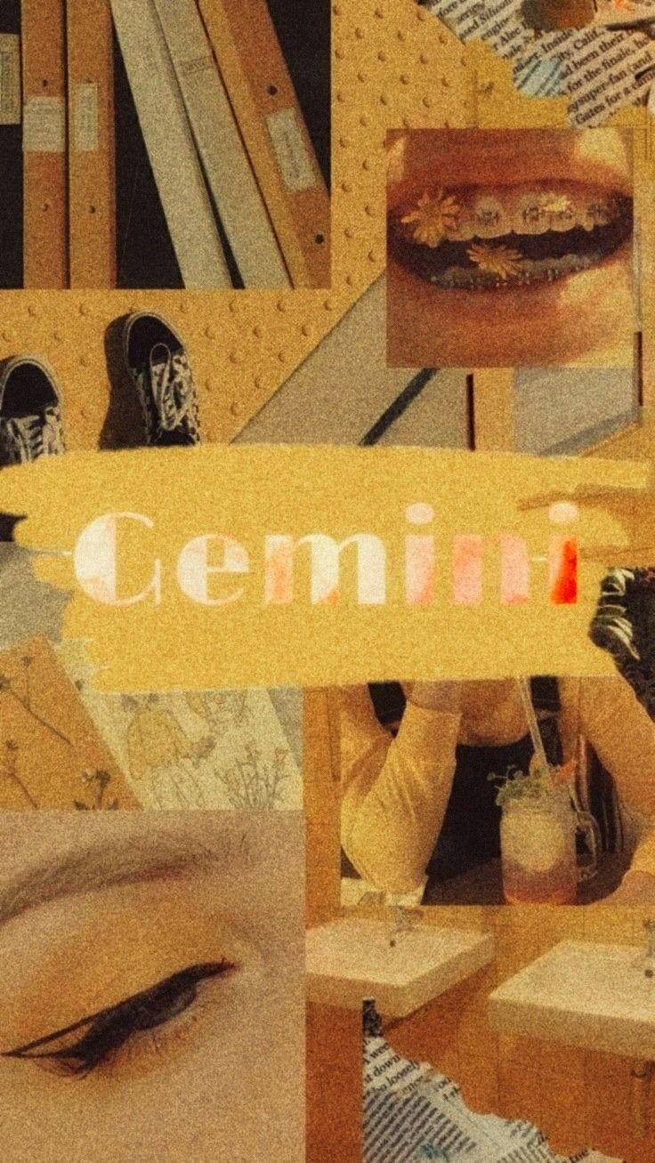 Gemini Wallpaper Gemini Wallpaper Zodiac Signs Gemini Astrology Gemini