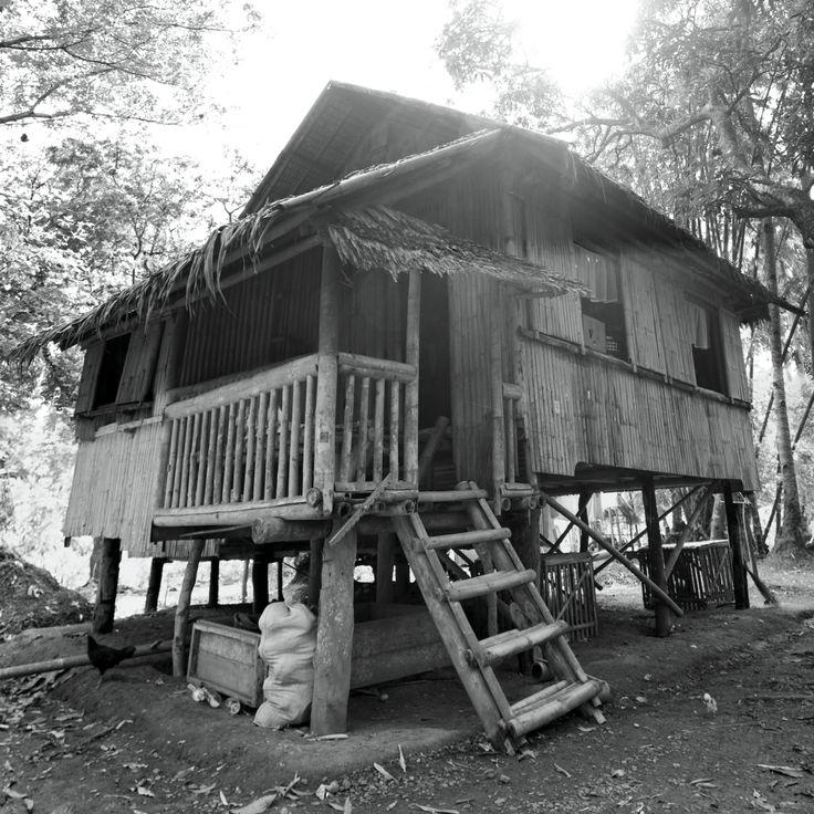 Bahay Kubo Balay Nipa Hut Quot Its Spanish Colonial