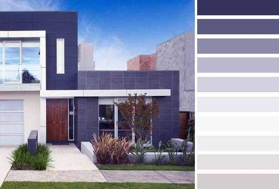 Colores Para Pintar Las Fachadas De Casas Colores Para Pintar Una Casa Por Fuera Colores Para Exteriores De Pintar Fachadas De Casas Casas Pinturas De Casas