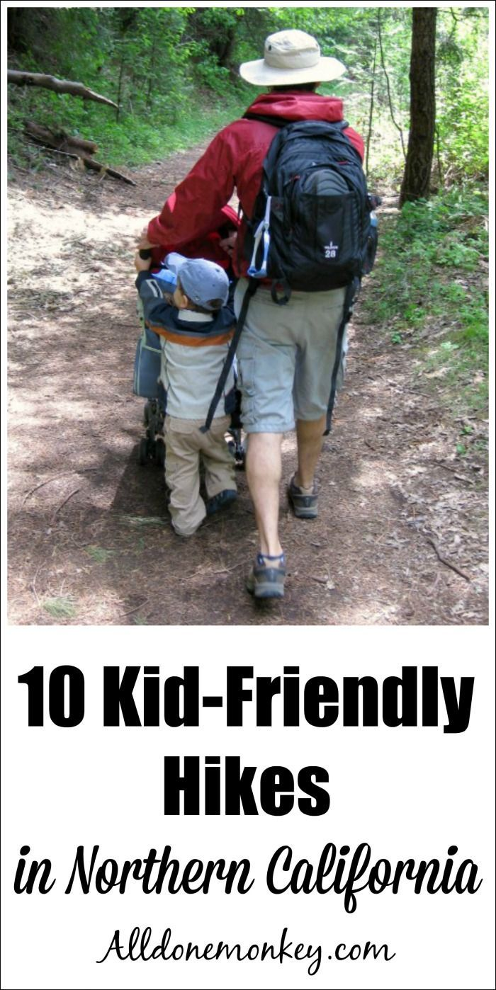 10 Kid-Friendly Hikes in Northern California | Alldonemonkey.com #shop #PureLife35pk #CollectiveBias #ad