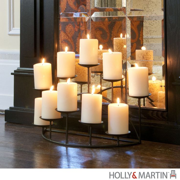 Candles In A Fireplace Pictures: 25+ Best Ideas About Candle Fireplace On Pinterest